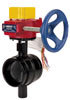 NIBCO Fire Protection Iron Grooved Butterfly Control Valves UL/FM