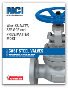 Cast Carbon & Stainless Steel Valves Catalogue